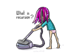 recursion wacuum cleaner